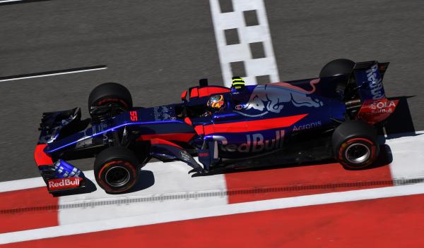 Clasificación GP Rusia: Sainz apuesta todo a la salida