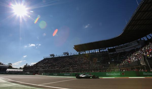 Cómo y dónde ver la Fórmula 1: GP México 2016