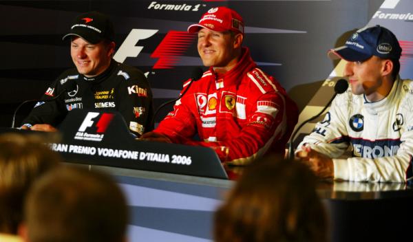 El día que Michael Schumacher deja la F1 por primera vez
