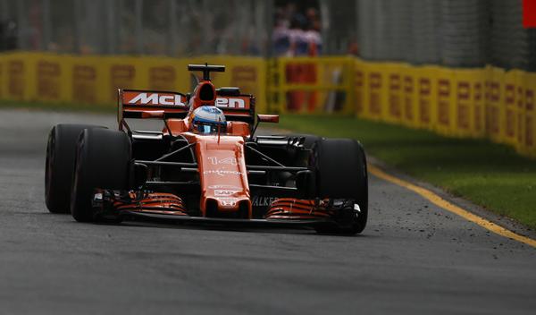 Entrenamientos GP Australia: Alonso, mejor de lo esperado