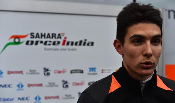 F1 2017: Esteban Ocon se une a Force India