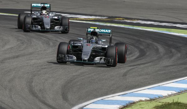 La F1 busca el circuito perfecto para el GP de Alemania