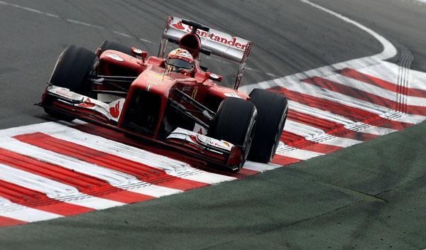 F1 en directo - GP India 2013 - Fernando Alonso