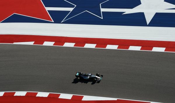 F1. GP EEUU 2016, entrenamientos: reina la igualdad