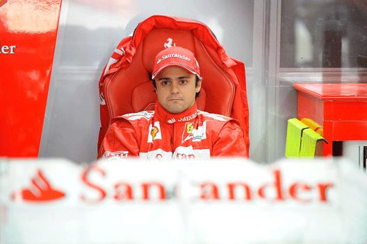Felipe Massa - Ferrari - GP Corea