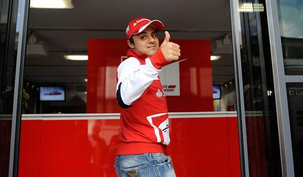 Felipe Massa ficha por Williams para 2014