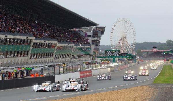 Fernando Alonso dará la salida de las 24 Horas de Le Mans