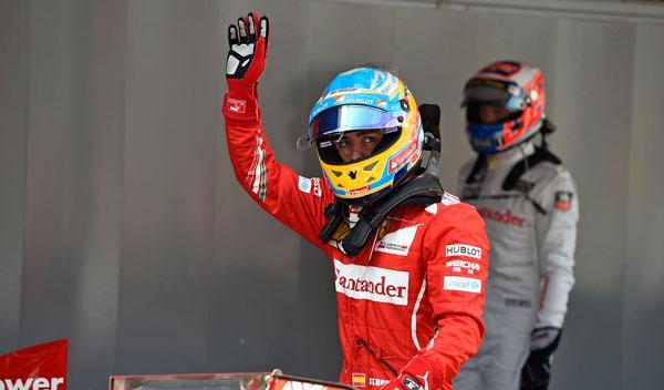 """Fernando Alonso: """"Debemos trabajar mejor"""""""