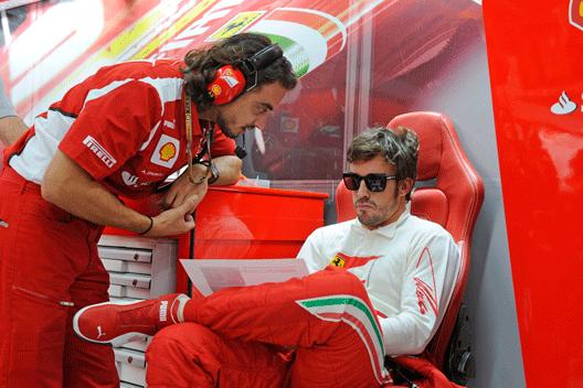 Fernando Alonso - Ferrari - GP Corea 2012