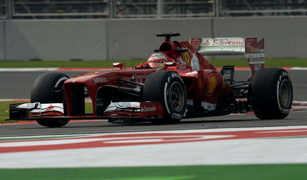Fernando Alonso - Ferrari - GP India 2013