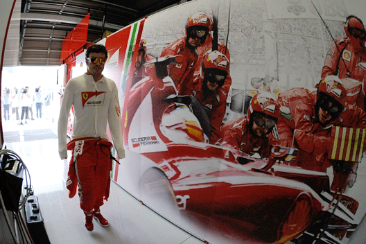 Fernando Alonso - Ferrari - GP Japón - 2012