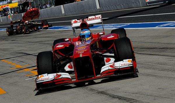 Fernando Alonso - Ferrari - GP Japon