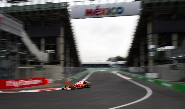 Ferrari pide la revisión de la sanción a Vettel en México