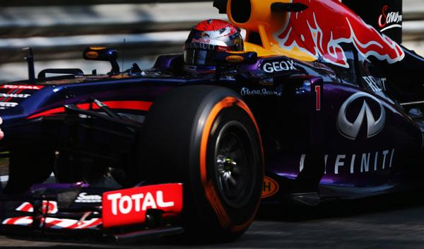 Fórmula 1: Clasificación GP Italia 2013. Pole de Vettel