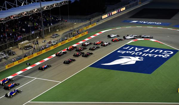 Fórmula 1. Horarios del GP de Bahréin 2017