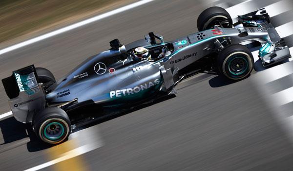 Fórmula 1: Libres 3 GP España 2014. Mercedes, imparable