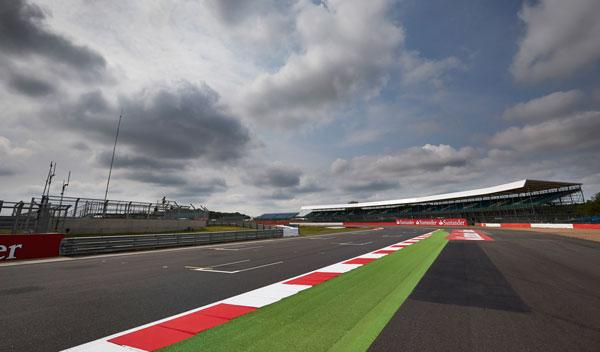 Fórmula 1: Parrilla de salida GP Gran Bretaña 2014
