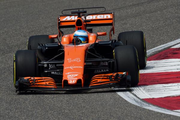 GP China: Fernando Alonso sigue siendo víctima de McLaren