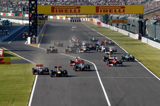 Gran Premio de Japón - Circuito Suzuka - 2011