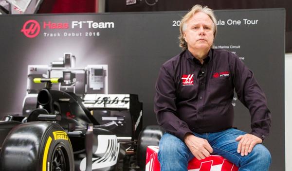 Haas F1 supera los crash test de la FIA