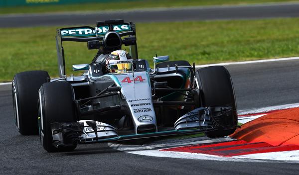 Hamilton buscará su primera victoria en Brasil