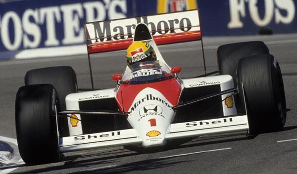 Honda resucita al fantasma de Ayrton Senna en Suzuka