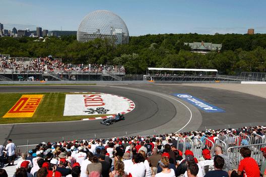 Los horarios de Antena 3 para el GP Canadá F1 2014