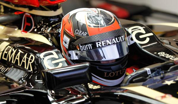 Kimi Raikkonen - Lotus 2013