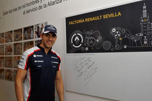 Maldonado Williams Sevilla