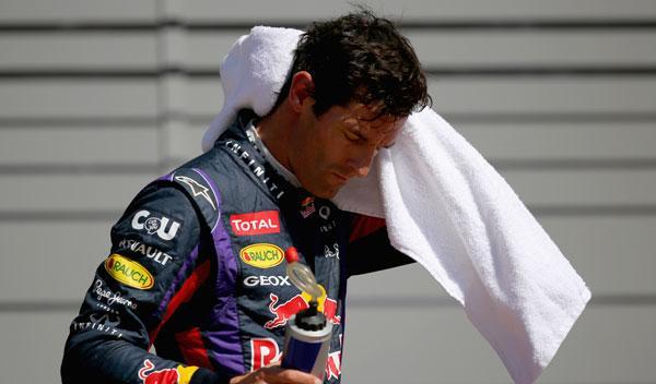 Mark Webber - Red Bull 2013
