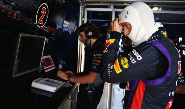 Mark Webber - Red Bull - GP Japón