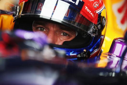 Mark Webber Red Bull Malasia