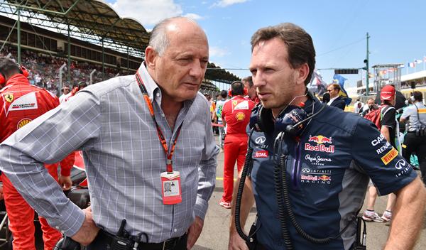 McLaren bloquea una posible colaboración Red Bull-Honda