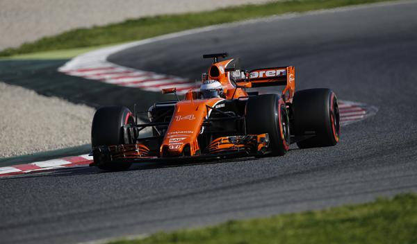 McLaren se niega a hablar sobre el posible cambio de motor