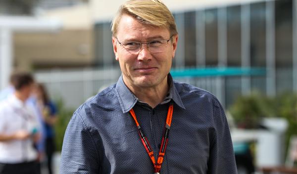 Mika Häkkinen, nuevo embajador de McLaren F1