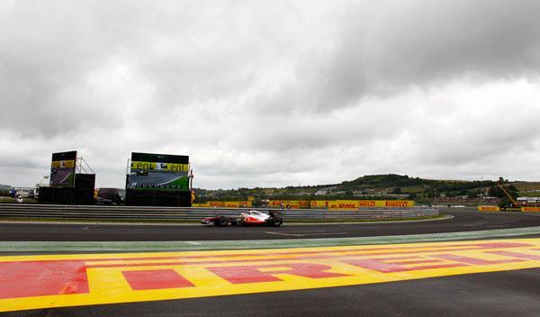 Neumaticos Pirelli GP Hungria 2013