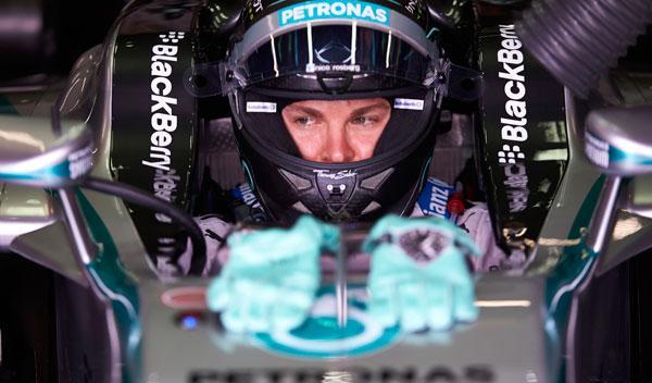 No hay sanción para Nico Rosberg, que mantiene la pole