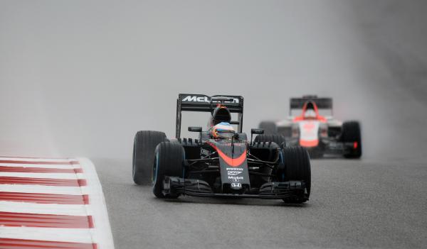 Parrilla de salida del GP EEUU 2015