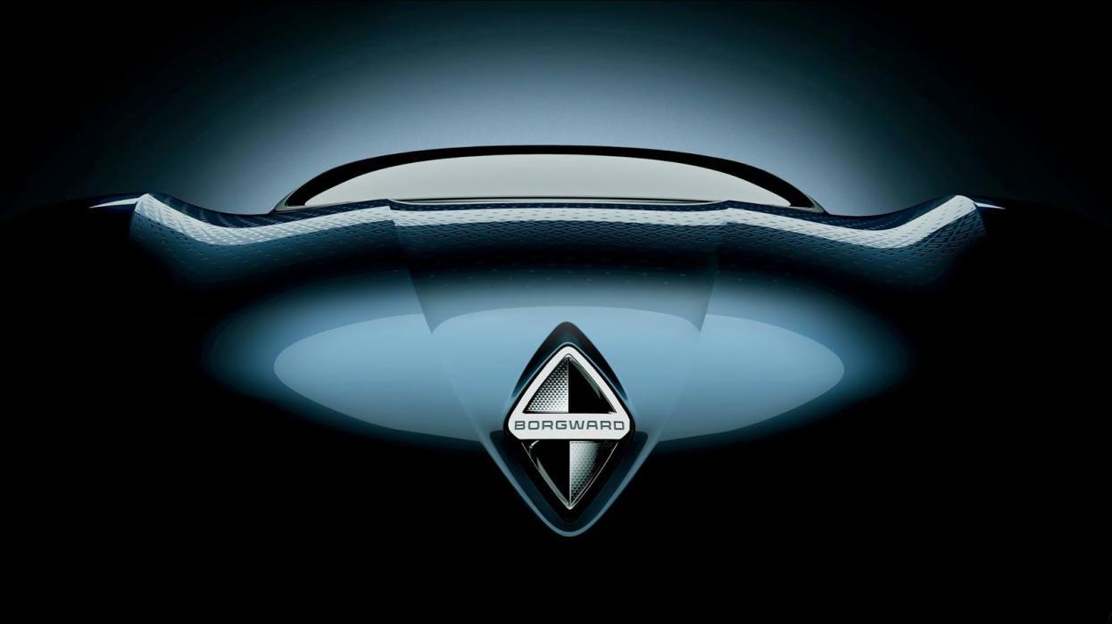 Prototipo Borgward
