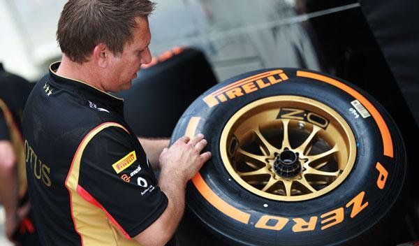¿Por qué reventaron los neumáticos Pirelli en Silverstone?