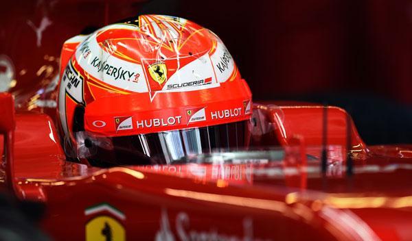 """Räikkönen: """"No me satisface acabar por delante de Alonso"""""""