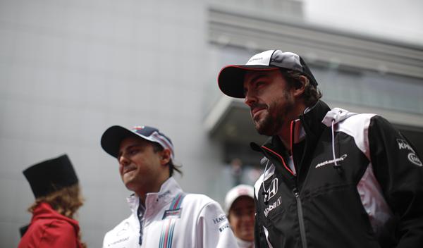 La 'rajada' de Felipe Massa contra Fernando Alonso