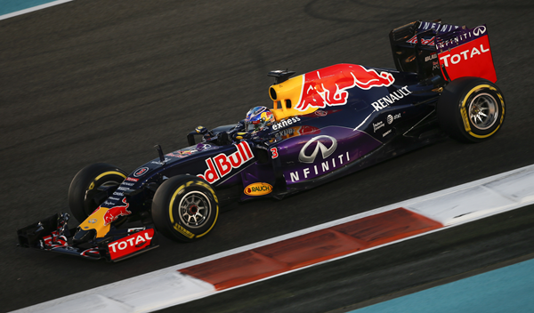 Red Bull pierde a Infiniti como patrocinador principal