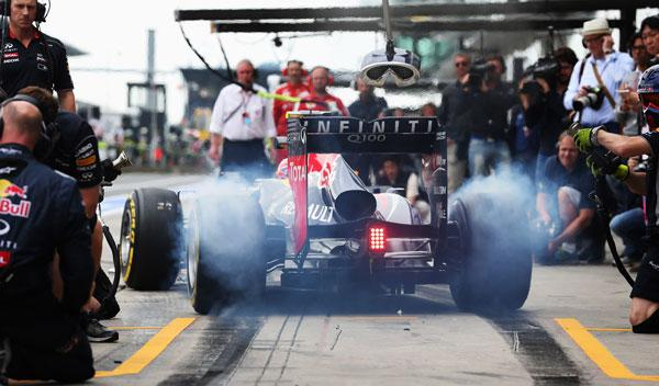 Red Bull Pit Stop Alemania