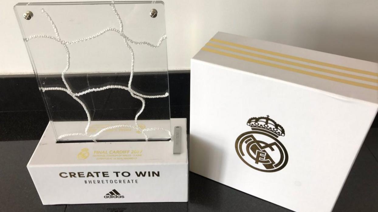 El regalo del Real Madrid a Fernando Alonso