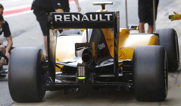 Renault ya tiene listo su motor más potente