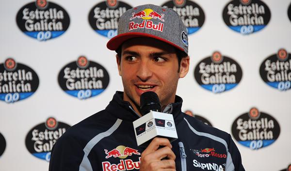 """Sainz: """"mi objetivo es estar en Red Bull en 2017 o 2018"""""""