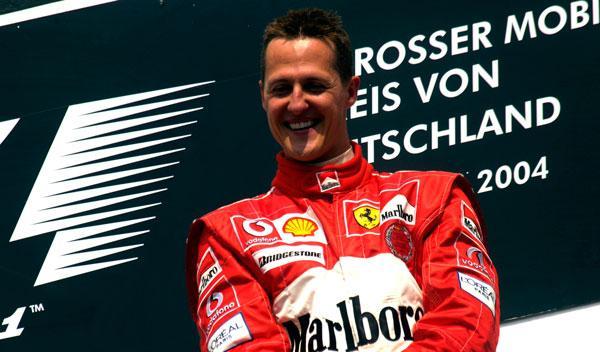 Schumacher Alemania