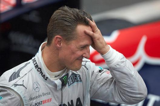 Schumacher, nombrado 'Ciudadano de honor de Sarajevo'