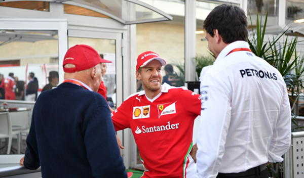 ¿Sebastian Vettel a Mercedes en 2018?